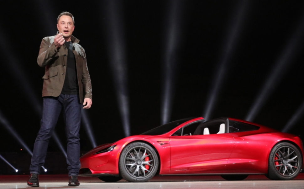 It is accompanied by Elon Musk's Model S, which publishes tesla patents to everyone.